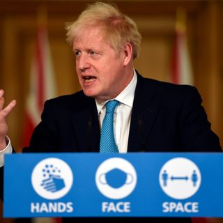 Poll shows lack of trust in Boris Johnson as Britons feel the financial pinch from coronavirus pandemic