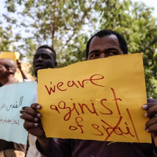 Israel rushes to normalise ties with Sudan