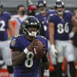 Lamar Jackson admits to flopping and drawing a foul - ProFootballTalk