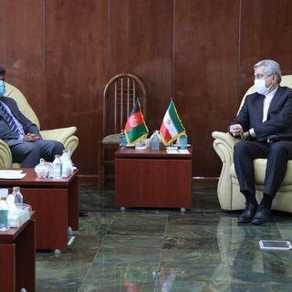 Tehran, Kabul stress expansion of economic ties