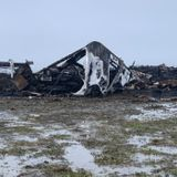 Large fire destroys lobster facility in Nova Scotia   CBC News