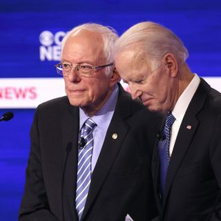 Biden Likely to Embrace Some of Sanders's Foreign-Policy Ideas, Especially After the Pandemic