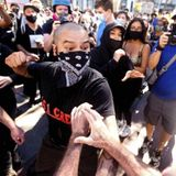 """""""Still Think This Is An Idea?"""" - San Francisco Free-Speech Marchers, Police Violently Attacked By Antifa"""