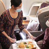 Grounded airline planes turned into pop-up restaurants sell out in 30 minutes