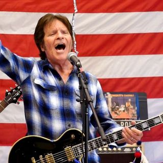 John Fogerty demands the president stop using his music: Donald Trump IS the 'fortunate son'