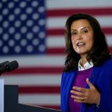 Trump Campaign Is 'Inspiring and Incentivizing' Attacks on Gretchen Whitmer