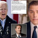PIERS MORGAN: Joe Biden has questions to answer about Hunter's deals
