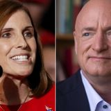 Democrat Mark Kelly widens lead over Republican Martha McSally in post-debate Senate poll