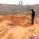 12 bodies discovered in new mass graves in Libya