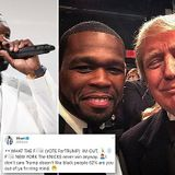50 Cent endorses Donald Trump based on his tax policies