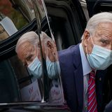 The media 'cover' Joe Biden the way a protection racket does