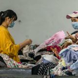 China's next problem is recycling 26 million tons of discarded clothes