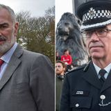 Scotland Yard commander 'admits using cannabis for medical reasons'