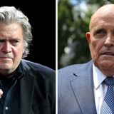 Analysis: Questionable 'N.Y. Post' Scoop Driven By Ex-Hannity Producer And Giuliani
