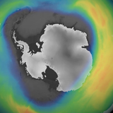 The Ozone Hole Over Antarctica Has Grown Much Deeper And Wider in 2020