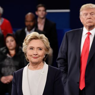 'Trump stocks' have significantly lagged the U.S. market since 2016 — while 'Clinton stocks' have soared