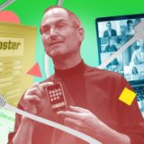 25 moments in tech that defined the past 25 years