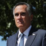 Romney: 'I did not vote for President Trump'