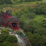 Life-sized Godzilla theme park attraction launches in Japan
