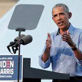 'Character matters,' Obama tells a drive-in rally for Biden at South Philly's stadium complex