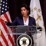 10 R.I. residents sue Raimondo for depriving them of 'normal events' and 'air of best quality'