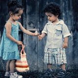 New research suggests the seeds of future romantic patterns are planted in childhood and visible before adolescence
