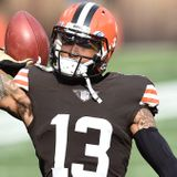 Browns' Odell Beckham Jr. on COVID-19: 'I don't think it's going to enter this body...it's a mutual respect'