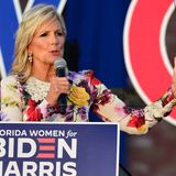 Jill Biden says Americans 'don't want to hear about' Hunter-Joe deals