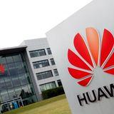 Huawei's growth slows sharply as U.S. sanctions bite