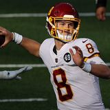 Kyle Allen says Alex Smith has been extremely helpful for him - ProFootballTalk