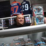 Sports fans are rediscovering the joy in trading cards — and these days it comes with a profit