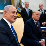 Netanyahu dodges Trump's invitation to slam Biden on conference call