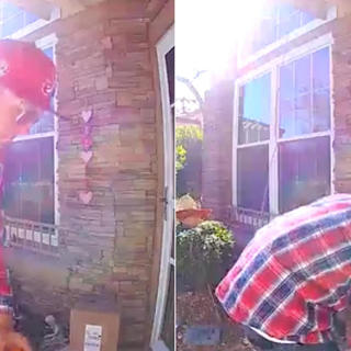 Porch pirate steals boy's rare cancer medication