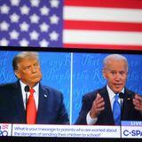 63 million people watched final presidential debate