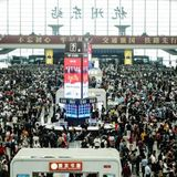 China holiday: Millions on the move for Golden Week