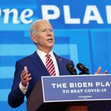 Joe Biden lays out a detailed plan to fight coronavirus as new infections soar