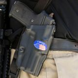 Gun groups sue Michigan Secretary of State for banning open carry at polls on Election Day