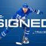 Maple Leafs Sign Travis Dermott to One-Year Contract Extension