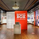 The Union League foundation just wanted to advertise an exhibit on voting. Then it was accused of suppression.