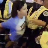 Nashville Police Arrest Woman in Trump 2020 Shirt for Not Wearing a Mask Outside (VIDEO)