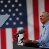 In Philadelphia, Barack Obama reminds Americans of what a real president looks like