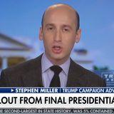"Trump adviser Stephen Miller says ""millions of illegal immigrants"" will ""bankrupt Medicare"" under Biden plan"