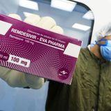 FDA approves Gilead's remdesivir as coronavirus treatment