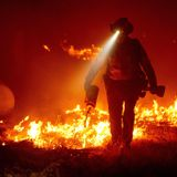 How do California wildfires get their names?