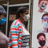 Refusing to wear a mask in Ethiopia could cost you two years in jail