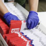 Pennsylvania says half of requested mail-in ballots have already been cast