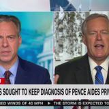 "Mark Meadows: ""We are not going to control the pandemic"""