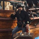 A Bay Area man built an extravagant pirate cove, right in his backyard