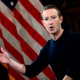 Facebook spent $23.4 million in 2019 on Mark Zuckerberg's security and private air travel