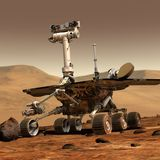 NASA Is Making One Last Attempt to Call Opportunity Rover on Mars